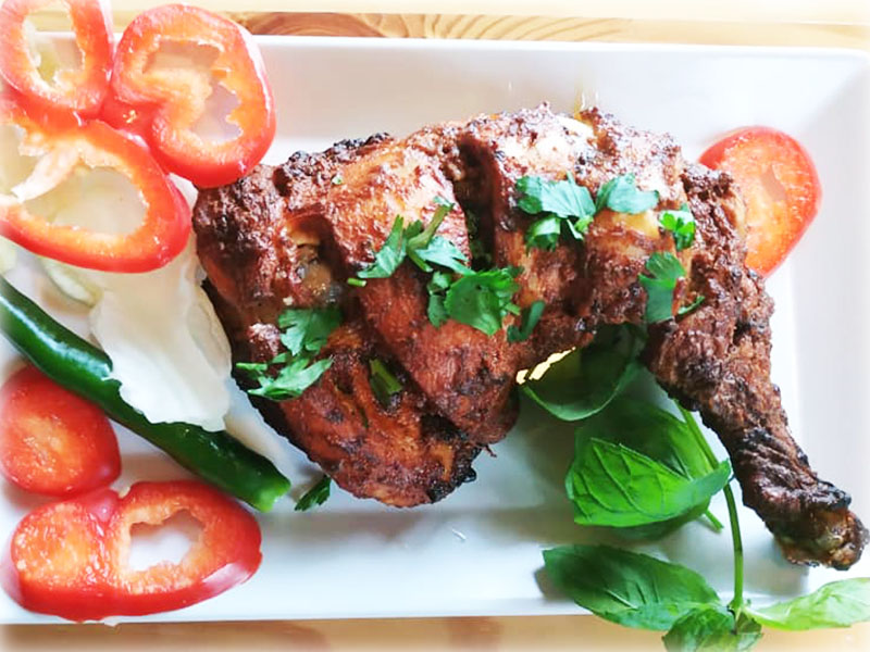 Lily Kebab Spice Kitchen Kuchnia Indyjska W Bielsku Bielsko Smakuje